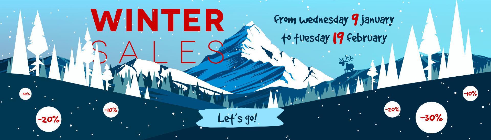 Winter Sales