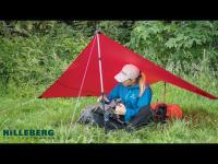 Hilleberg Tarp 5 Pitching Instructions