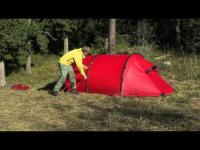 Hilleberg Keron + Keron GT - Pitching instruction