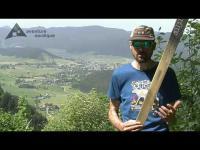 Alpina Discovery 68 - Ski de Randonnée Nordique