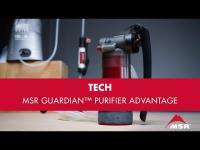MSR Guardian™ Water Purifier Advantage