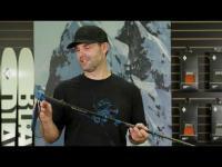 The Black Diamond Traverse Ski Poles
