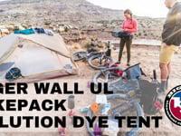 Tiger Wall UL SDF Bikepack Tent