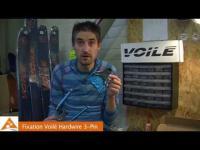 Voilé Hardwire 3-Pin