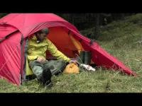 Hilleberg Saivo - Pitching instruction