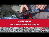 MSR Thru-Link™ Inline Water Filter