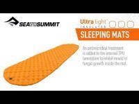 Sea to Summit Ultra Light™ Insulated Sleeping Mat