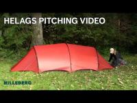 Hilleberg Helags Pitching Video
