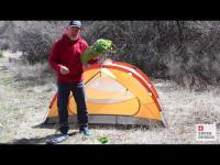 Carina Tent | Set Up (Carina II shown)