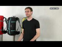 Travel bag and outdoor backpack in one - Atrack