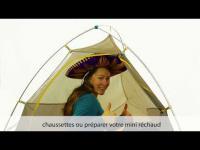Tente Big Agnes Fly Creek HV UL (Version Française)
