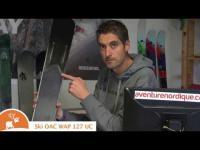 Skis OAC Wap 127 UC