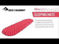 Sea to Summit Ultra Light™ Insulated Women's Sleeping Mat