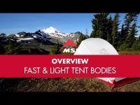MSR Fast and Light™ Tent Bodies