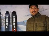 Skis de Randonnée Nordique Madshus Panorama 62, 68, 78
