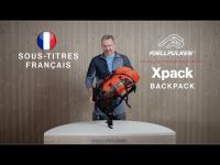 Fjellpulken Xpack Harnais Rucksack 25/40 litres (FR)