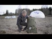 Savotta Jääkäri XL torture test 350 m freefall