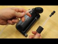 How to assemble the Katadyn Hiker Pro