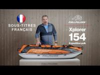 Pulka Fjellpulken Xplorer 154 (FR)
