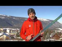 Skis Voile UltraVector BC - Randonnée Nordique & Telemark