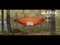 Amok Equipment - Segl™ lightweight hammock (detailed demo)