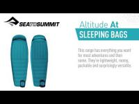 Sea to Summit Altitude Women's Sleeping Bag