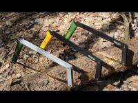 Folding Bow Saw Teaser - BOREAL21