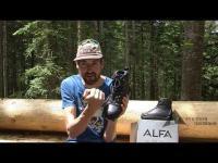 Chaussures Alfa Guard Advance GTX - Ski de Randonnée Nordique