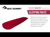 Sea to Summit Comfort Plus S.I.™ Mat