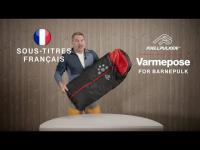 Le Bunting Bag de Fjellpulken (FR)