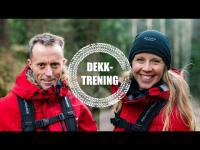 Dekktrening  - introduksjon fra Dekktrening.no med utstyr fra Fjellpulken og Brynje of Norway