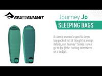 ea to Summit Journey Women's Sleeping Bag
