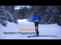 Ziplongs® Cross-Country skiing I Northern Playground