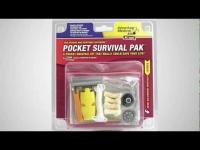 Pocket Survival Pak - Adventure Medical Kits